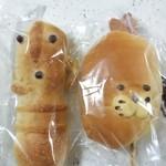 パンとわがしの店 モチリ - 料理写真: