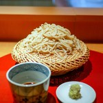 ろあん - ☆【ろあん 大阪堂島店】さん…盛り蕎麦(≧▽≦)/~♡☆