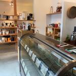 二三味珈琲 cafe - 綺麗なお店です