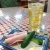 立ち飲み とっちゃん - 料理写真:ハムきゅうり