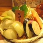 101096400 - 野菜盛り