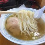 竹ノ屋 - 醤油ラーメン
