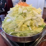びわこ食堂 - とり野菜鍋2人前