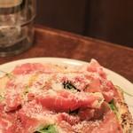ピッツェリア ファッブリカ 1090 - いつものピザ