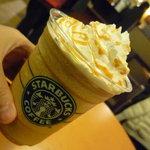 スターバックスコーヒー - ☆キャラメルフラペチーノ(^o^)丿☆