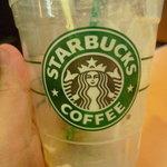 スターバックスコーヒー - ☆ごちそうさまです(*^_^*)☆
