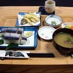 蔵ら - サンマ寿司