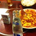 芳味園 - 麻婆豆腐