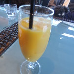 Pizzeria347 - オレンジジュース