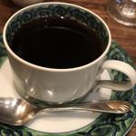 カフェ・デ・プリマベーラ - レジェブレンドは濃いめでお願いしました。