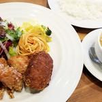 福菱 Kagerou Cafe - からあげ&メンチカツ