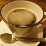 ハラカラ。 - 平日限定セットのブレンドコーヒーのホット