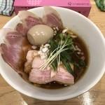 丸蔵 - 料理写真:特製生姜醤油