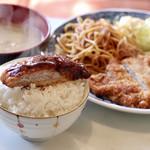ミナミ - カツ定食
