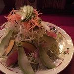 町家まるこう - 海鮮まるこうサラダ