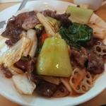 老広東 - 料理写真:牛肉のうま煮