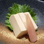 やきとり みっちゃん - 豆腐の味噌漬け