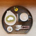 konon~木の音~ - 料理写真:おやつセット☆