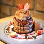 3 STARS PANCAKE - チョコレートファンタジーパンケーキ