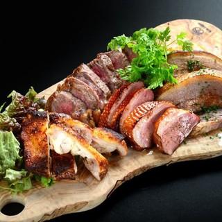 絶品!肉バル料理