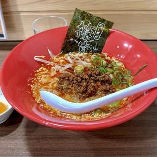 麺創ラーメン篠寛 - 料理写真:タンタンメン。