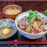 神戸牛丼 広重 - ■牛丼(大盛り)1700円