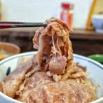 神戸牛丼 広重 - 神戸牛丼
