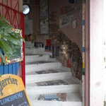 10113935 - 入り口の階段