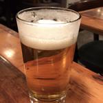 カプリカフェ - ビール