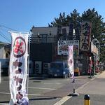 湘南浜焼きセンター 海女小屋 - 外観