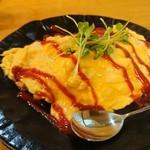 わらべ - 料理写真:ふわとろオムライス