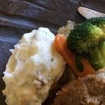 蔵KURA - ♪野菜も美味い...