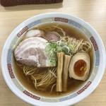 煮干鰮らーめん 圓 - 煮干しラーメン(薄口醤油)780円税込価格