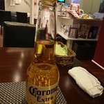 ABAB THE KICHEN - コロナビール (600円・税別)