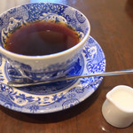 WELL珈琲 - ドリンク写真:ブレンドコーヒー