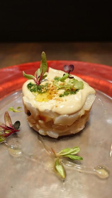 ル ボークープの料理の写真