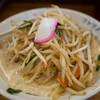 極濃湯麺 フタツメ - 料理写真:濃厚タンメン