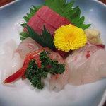 魚安 - まごころ懐石 刺身