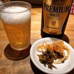 一風堂 - 料理写真:瓶ビール~☆