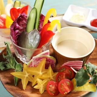 旬の「鎌倉野菜」をご堪能ください
