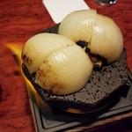 海鮮出汁居酒屋 淡路島の恵み だしや - 日本一あま~い玉葱の溶岩焼き
