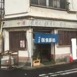 住よし - 190131木 神奈川 住よし本店 外観