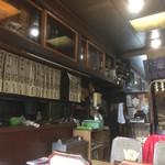 住よし - 190131木 神奈川 住よし本店 店内メニュー2