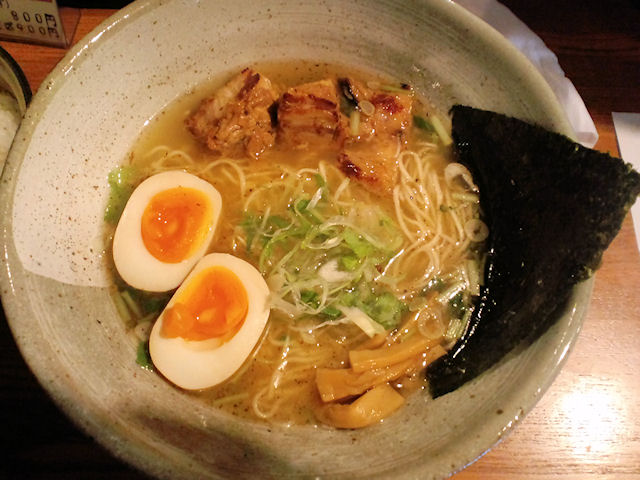 節麺屋 つぼみ 小松店