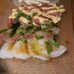 10115363 - 鮮魚のカルパッチョ