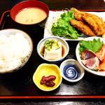 101150484 - 鯵フライ定食     650円