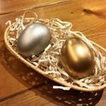 Tree House 肉バル ジャックトマメノキ - ジャックの燻製卵(590円)