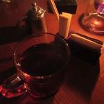 オンザデッキ バーラウンジ - 食後は珈琲OR紅茶