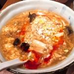鍋家 - 酸辣湯麺(1,080円)