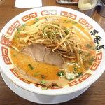 ラーメン屋 壱番亭 - 料理写真:辛ネギ熟成味噌ラーメン